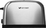 Тостер  Kitfort  КТ-2014-1 серебристый металлик