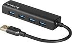Разветвитель USB  Defender  Quadro Express