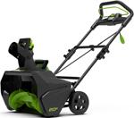 Снегоуборочная машина  Greenworks  80 V GD 80 ST без аккумулятора и зарядного устройства 2600107