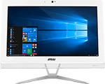 Моноблок  MSI  Pro 20 EXTS 8GL-018 RU Touch белый