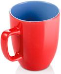 Столовая посуда  Tescoma  CREMA SHINE, красный 387192.20