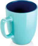 Столовая посуда  Tescoma  CREMA SHINE, лазурный 387192.28