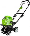 Культиватор и мотоблок  Greenworks  G 40 TL 27087 VB