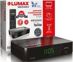 Цифровой телевизионный ресивер  Lumax  DV 1105 HD