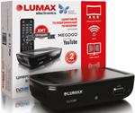 Цифровой телевизионный ресивер  Lumax  DV 1110 HD