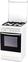 Комбинированная плита  Terra  GE 5404 W белый