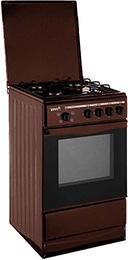 Комбинированная плита  Terra  GE 5404 Br коричневый