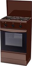 Газовая плита  Лада  GP 5204 Br коричневый