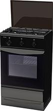 Газовая плита  Лада  GP 5204 B черный