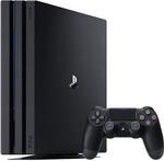 Игровая приставка  Sony  PlayStation 4 Pro 1TB Black (CUH-7208 B)