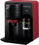 Чайный набор  Sharp  Ocha Tech TE-T 01 ZRD красный