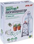 Настольная развивающая и обучающая игра  HLB  Зеленая энергия. Аккумулятор. 1CSC 20003268