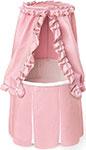 Детская кроватка  Giovanni  Solo Pink GL 3010