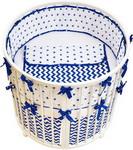 Комплект постельного белья  Shapito  TreeO ROUND Blue 1624