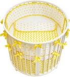 Комплект постельного белья  Shapito  TreeO ROUND Yellow 1626