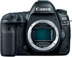 Фотоаппарат  Canon  EOS 5D Mark IV Body черный