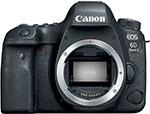Фотоаппарат  Canon  EOS 6D Mark II Body черный