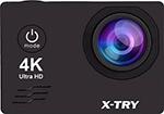 Цифровая видеокамера  X-TRY  XTC 172 NEO BATTERY 4K WiFi
