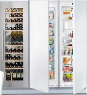Встраиваемый холодильник Side by Side  Liebherr  SBS EWTdf 3553-20 + SIGN 3556-20 + IKB 3560-20