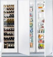 Встраиваемый холодильник Side by Side  Liebherr  SBS EWTgw 3583-20 + SIGN 3556-20 + IKB 3560-20