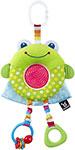 Игрушка для новорожденных  Benbat  On-the-Go Toys, лягушка TT 112