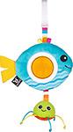 Игрушка для новорожденных  Benbat  Rattles, рыбка TT 126