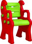 Стол и стул  King Kids  ``Королевский`` красный KK_LC 9040_R