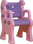 Стол и стул  King Kids  ``Королевский`` розовый KK_LC 9040_P