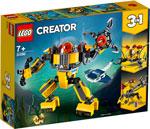 Конструктор  Lego  Робот для подводных исследований 31090 Creator 3 in 1