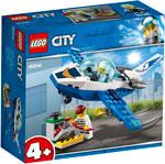 Конструктор  Lego  Воздушная полиция: патрульный самолёт 60206 City Police