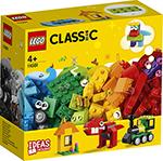 Конструктор  Lego  Модели из кубиков 11001 Classic