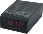 Радиоприемник и радиочасы  Hyundai  H-RCL 180 черный
