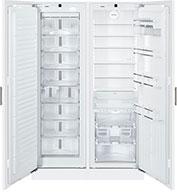 Встраиваемый холодильник Side by Side  Liebherr  SBS 70 I4-23 (SIGN 3576-20 + IKB 3560-21)