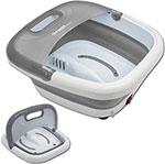 Гидромассажная ванночка для ног  First  FA-8116-2 Grey