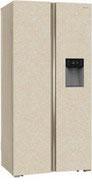 Холодильник Side by Side  Hiberg  RFS-484 DX NFYm