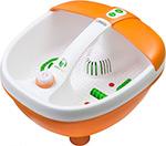 Гидромассажная ванночка для ног  US Medica  Happy Feet (белый/оранжевый)