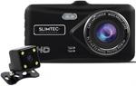 Автомобильный видеорегистратор  SLIMTEC  Dual X5