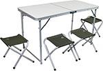 Мебель для рыбалки  Trek Planet  EVENT SET 120 (стол и 4 стула) 70665
