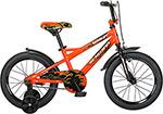 Велосипед детский  Schwinn  Backdraft S 0656 RU 16, оранжевый