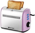 Тостер  Kitfort  КТ-2026-4 фиолетовый