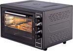 Электропечь  Kraft  KF-MO 3801 BL черный