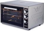 Электропечь  Kraft  KF-MO 3801 GR серый