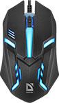 Мышь компьютерная и клавиатура  Defender  Defender Hit MB-550 52550