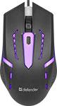 Мышь компьютерная и клавиатура  Defender  Hit MB-601 52601