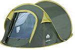 Палатка и тент  Trek Planet  Moment Plus 2 двухслойная 70146