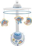 Игрушка для новорожденных  Chicco  Волшебные звезды голубая, с д.у.