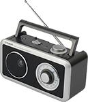 Радиоприемник и радиочасы  First  FA-1905-BA