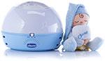 Прочий товар для детской комнаты  Chicco  Первые грезы голубой