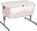 Детская кроватка  Chicco  Next2Me цвет French Rose