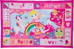 Игрушка для новорожденных  Chicco  XXL Лесные друзья розовый